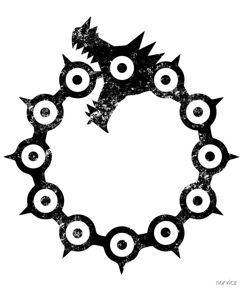'Melodias Dragon' by norvicz