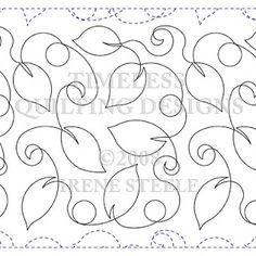 machine quilting patterns free motion - Google Search   Quilting ... : quilting stitch patterns - Adamdwight.com