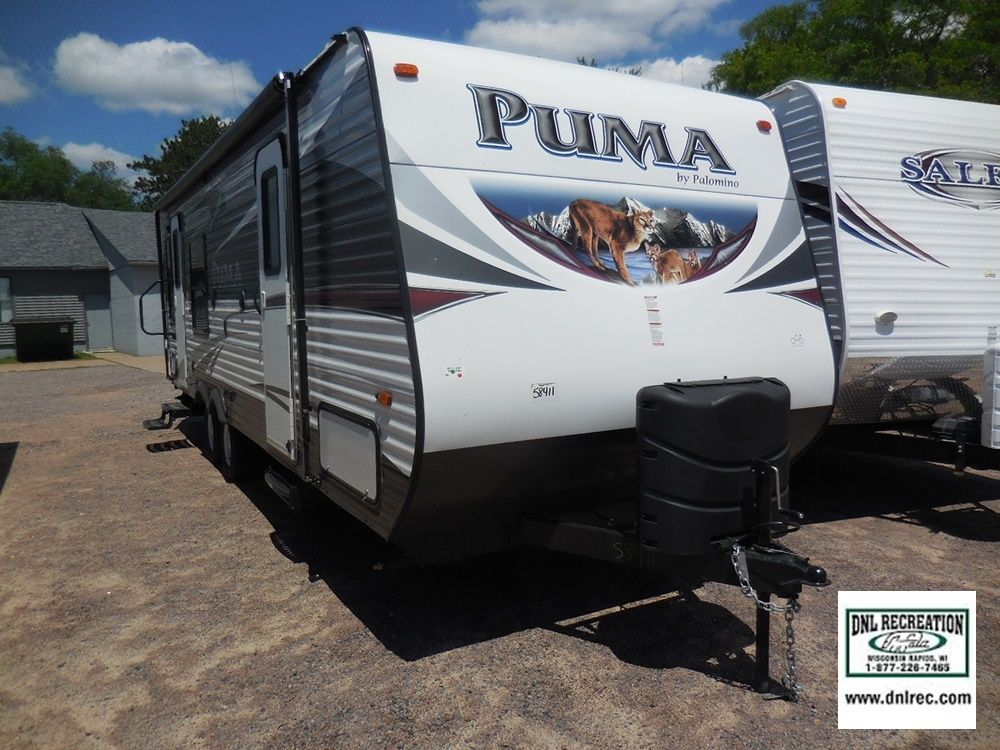 2016 Puma 25RS available at DNL Recreation in Wisconsin