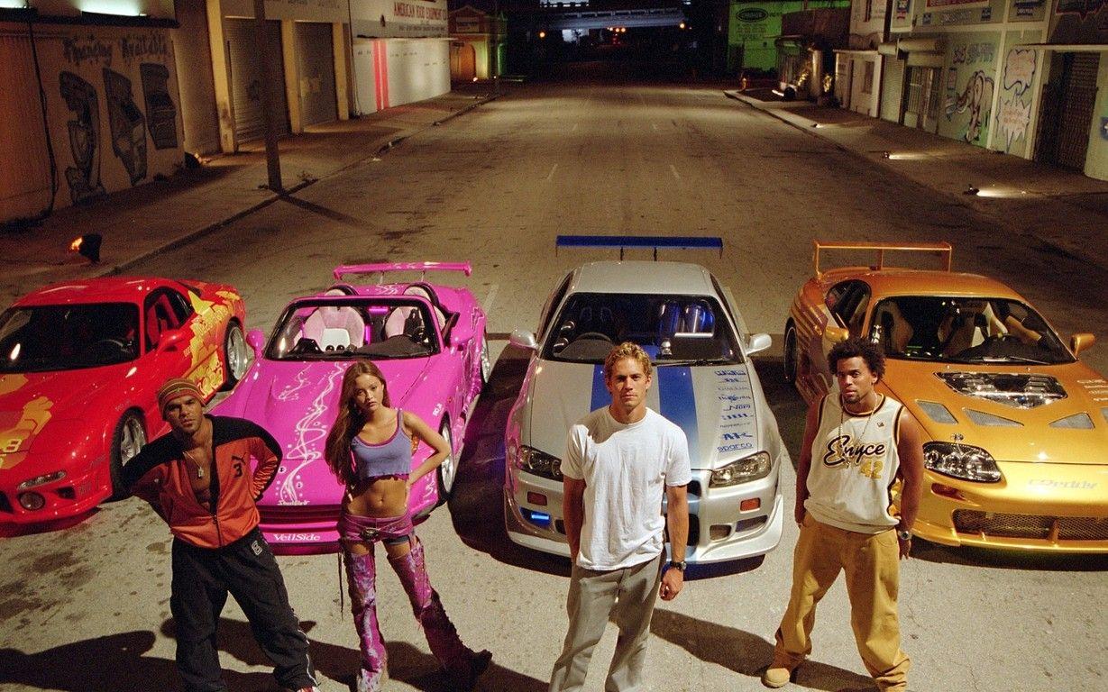 Orange Julius Brian O Conner Slap Jack 2 Fast 2 Furious Fast And Furious Street Racing Cars Paul Walker
