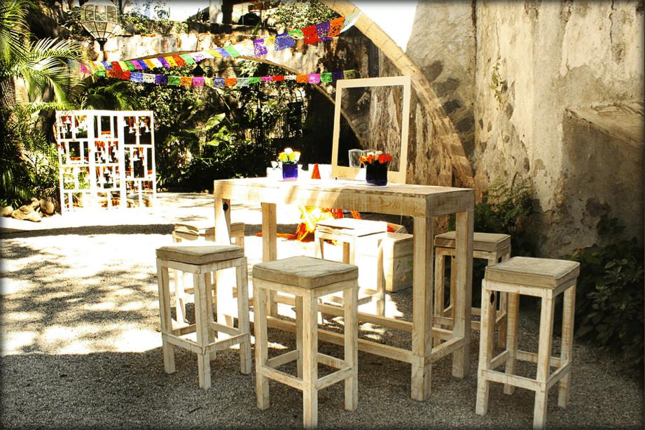 Top 10 proveedores de mobiliario para bodas en México