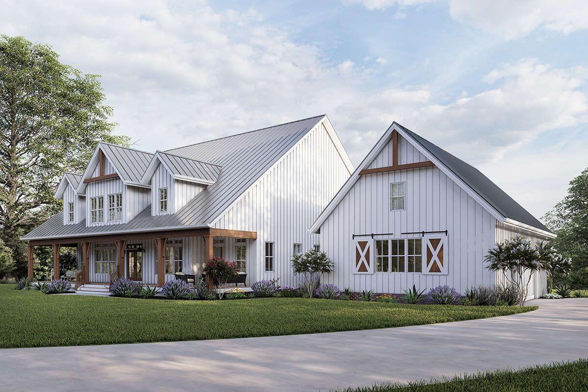 17+ Industrial farmhouse plans ideas in 2021