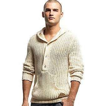 D Loose Knit Hooded Sweater | Do it | Pinterest | Hooded sweater