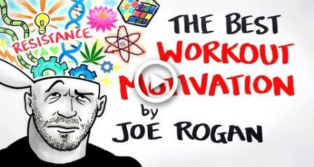 The Best Workout Motivation Ever - Joe Rogan #quotes #fitness