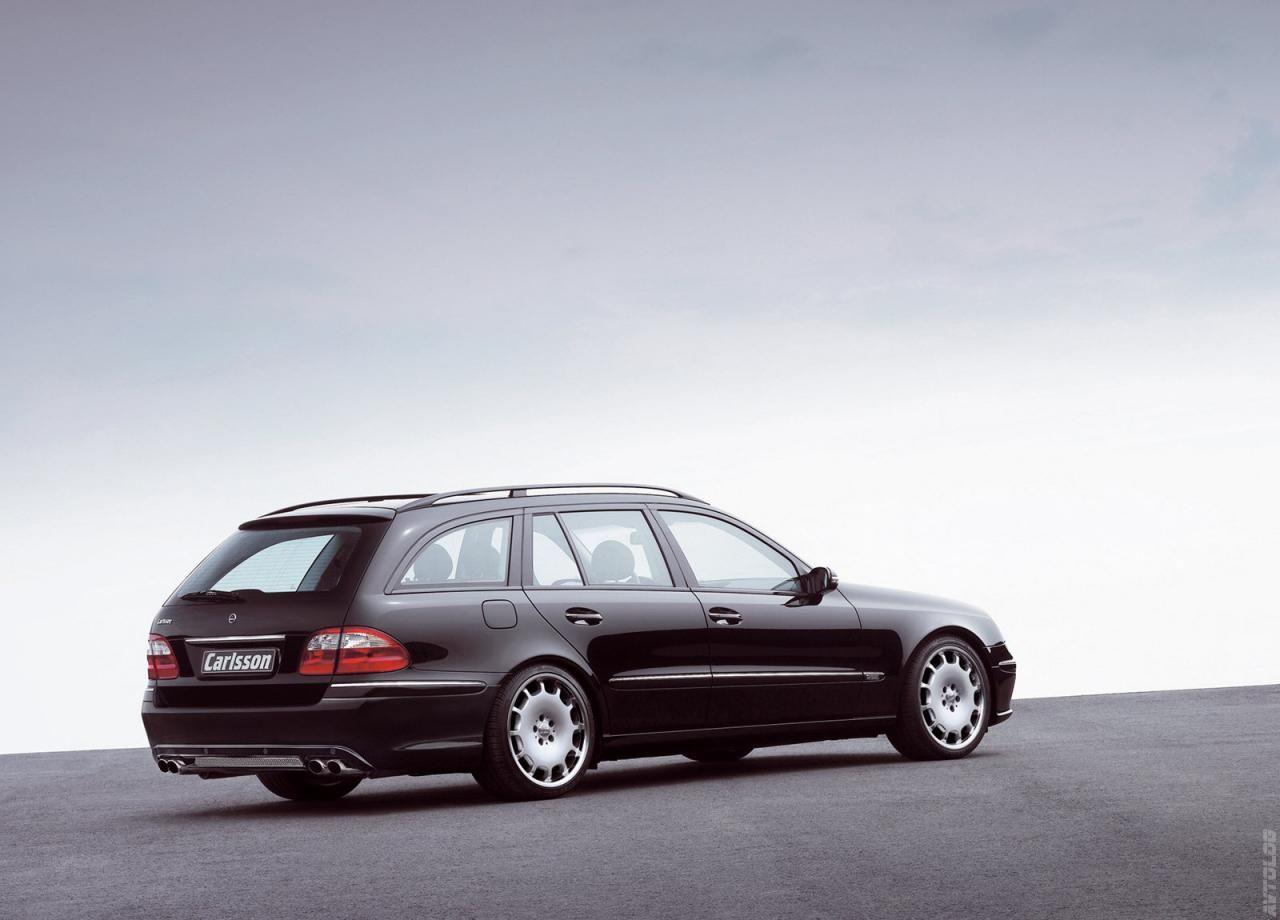 Tuning wald international mercedes benz e class estate w211 - 2004 Carlsson Mercedes Benz E Class