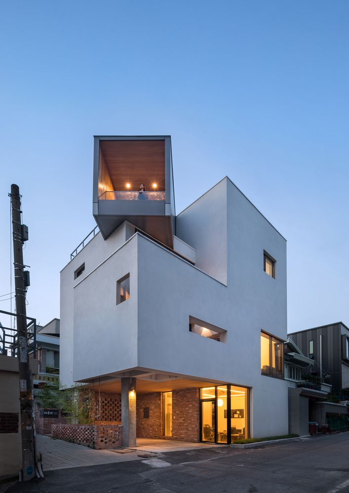Mehrabad House Sarsayeh Architectural Office: Gallery Of White Nest Housing / Plan Architects Office - 13 In 2020