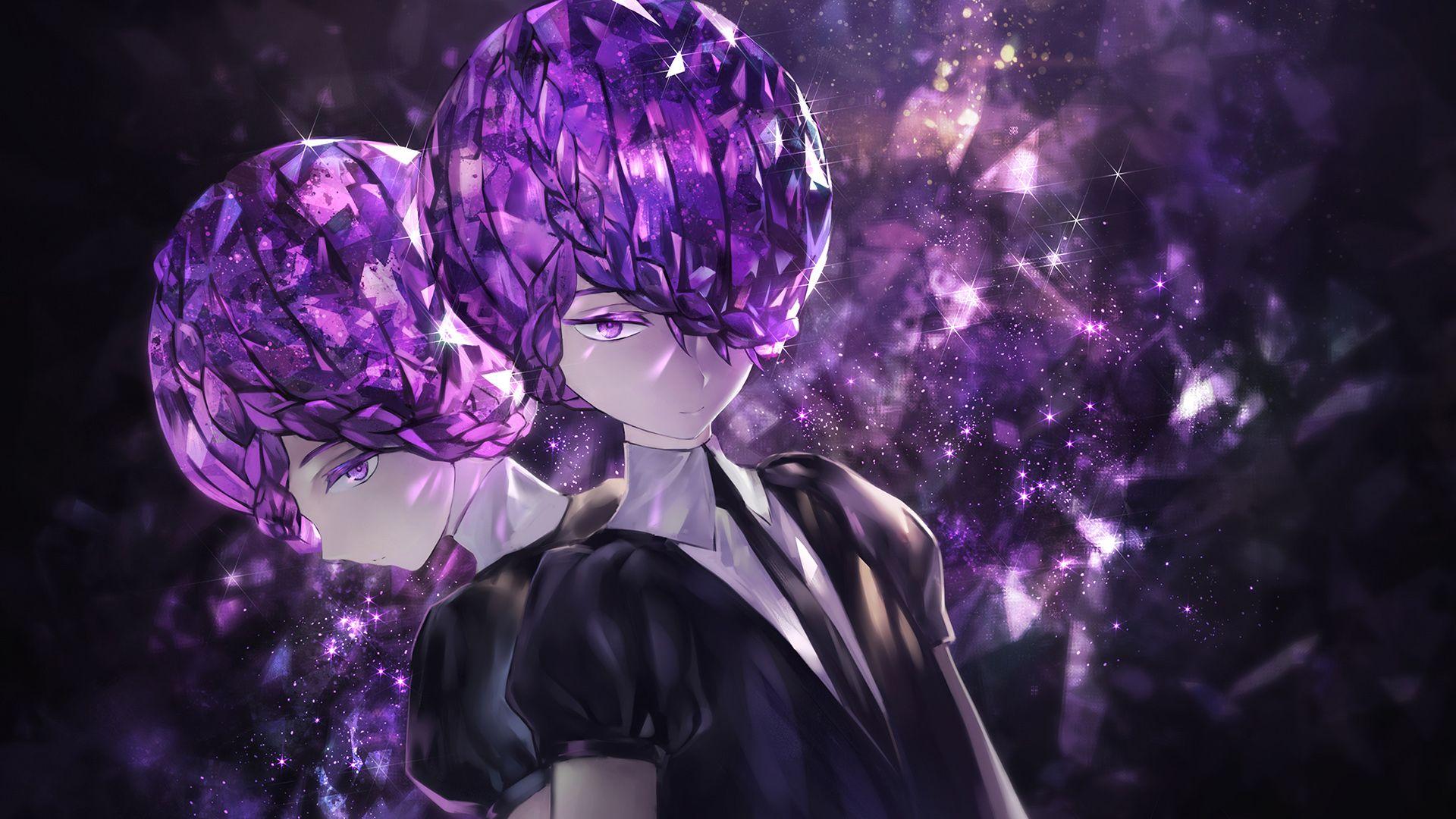 Amethysts Anime Wallpaper Anime Land