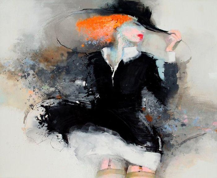 Viktor Sheleg 1962 |  Rusia Pintor abstracto