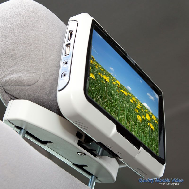 Active Headrests What are they and how to install DVD's