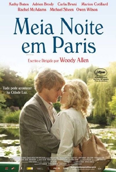 Gosto Disto Meia Noite Em Paris Midnight In Paris Meia Noite Em Paris Filmes Filme De Viagem