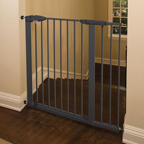 Pin By Marisa May On Dog Gates Baby Gates Best Baby Gates Metal Baby Gate