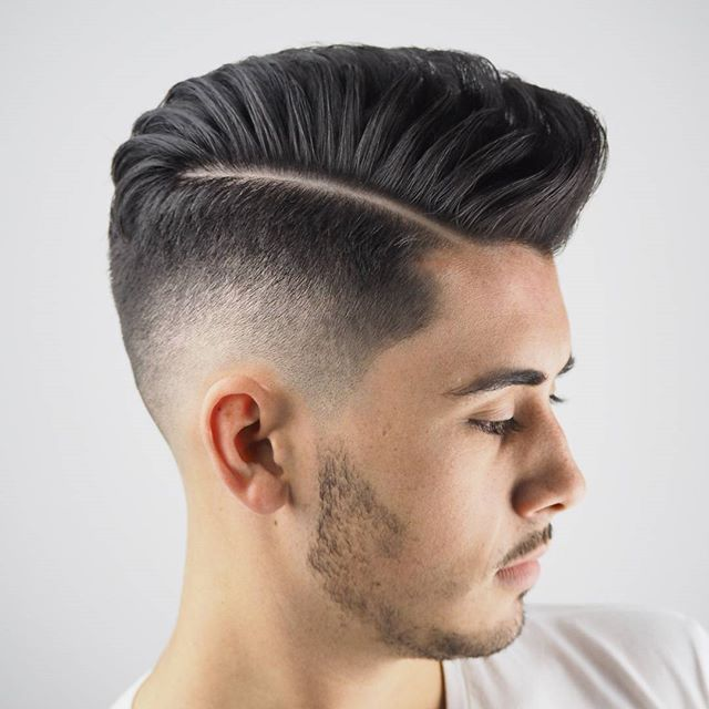 Haircut Undercut Haarschnitt Manner Herrenfrisuren Und Frisur