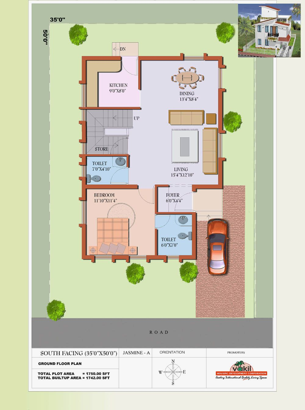 South Facing Home Plan Beautiful Vakil Hosur Hills Floor Plans 20x30 House Plans South Facing House West Facing House