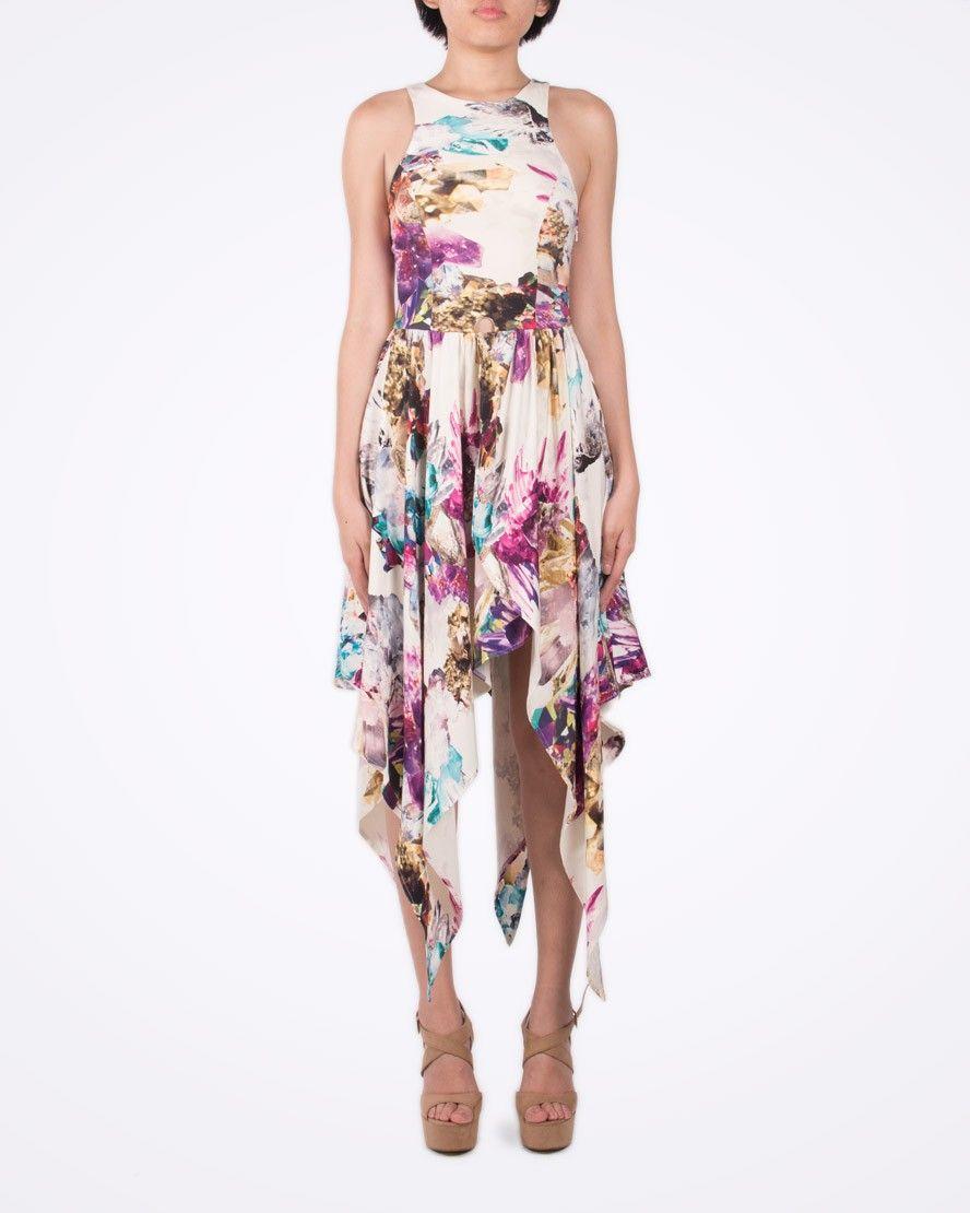 Journey Stone Print Maxi Dress - Dresses - Apparel - Shop