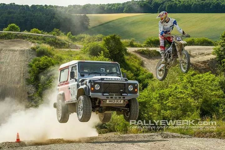 Defender Vs Scrambler Land Rover Defender Land Rover Wheel In
