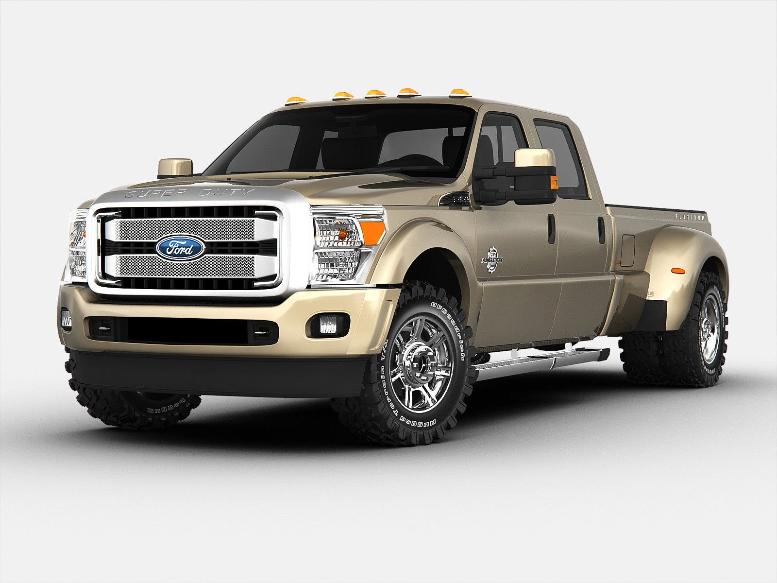 2016 Ford Super Duty Platinum Picture