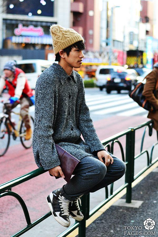 Japanese Fashion, Tokyo Street Style - Part 16