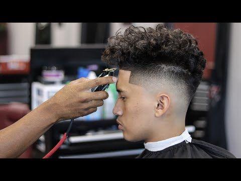 Youtube Curly Hair Styles Curly Hair Men Blowout Hair