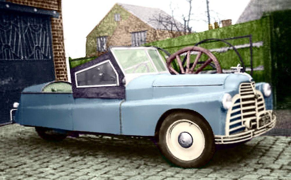 1952 DeFever trike