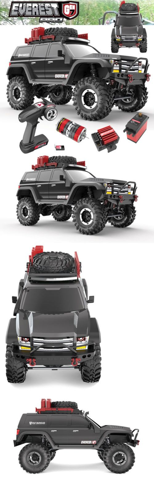 Cars Trucks and Motorcycles 182183: Redcat Racing Everest