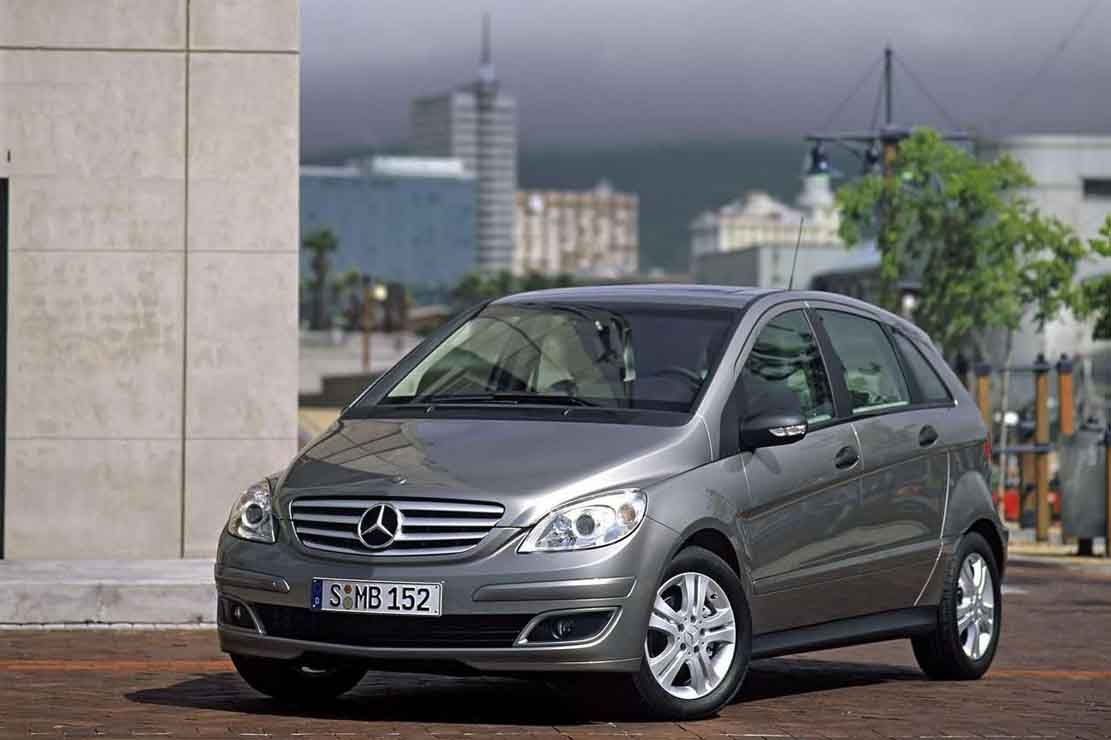 2007 Mercedes Benz B Class Diesel Mercedes Benz Berline Mercedes