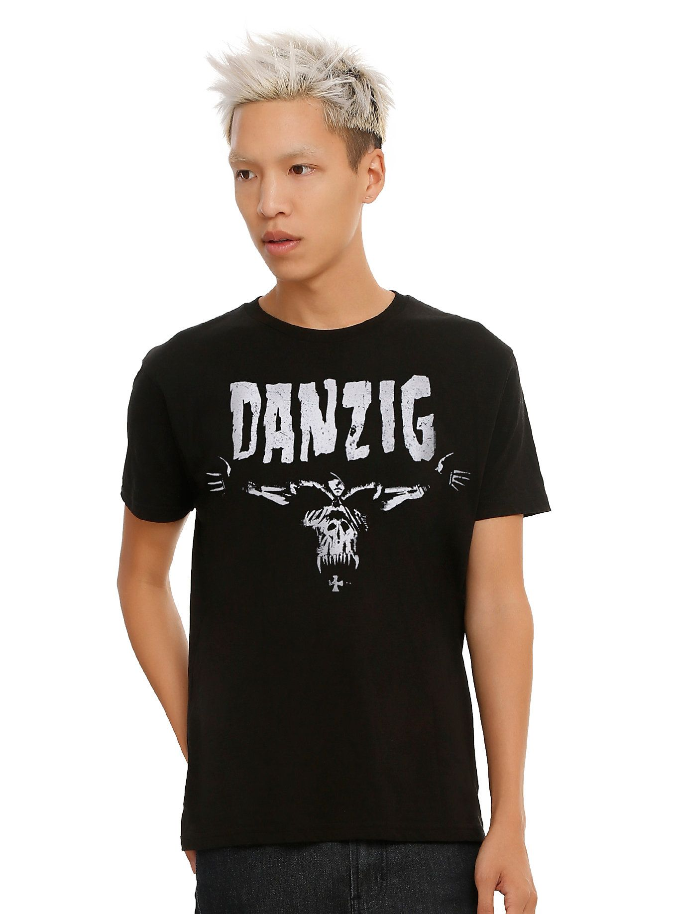 Danzig Outstretched T-Shirt http://www.hottopic.com/product/danzig-outstretched-t-shirt/10522612.html