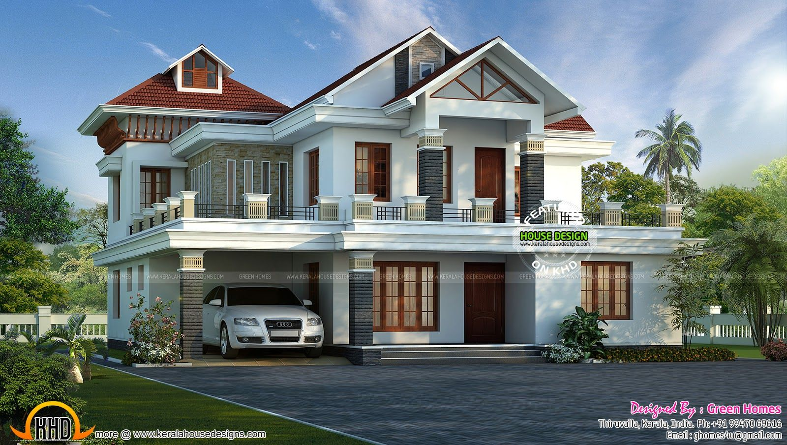 Indien Haus home india one of my proposed house design