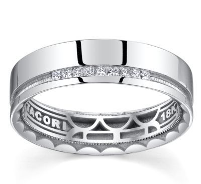 tacori wedding rings at dk gems you will find a large selection of wedding rings - Mens Designer Wedding Rings