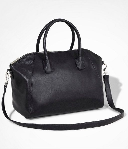 98a6021e8a1c Express Winged Satchel on shopstyle.com- Style steal dupe for the Givenchy  Antigona