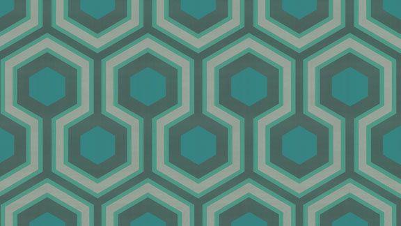 Tendance, l\'hexagone   Wallpaper and Walls