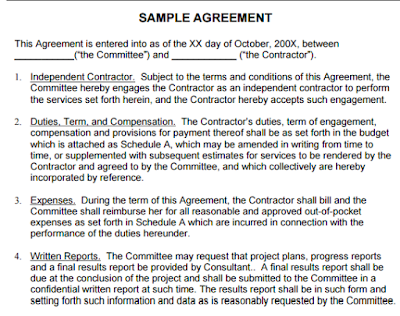 Mutual Agreement Between Two Parties Agreement Sample
