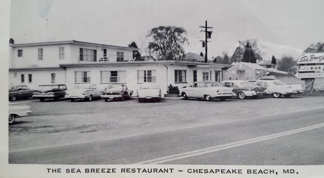 Sea Breeze Restaurant Chesapeake Beach Md Photos
