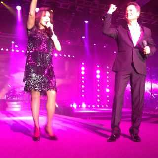 Donnie and Marie made an appearance at our 2012 light it up scentsy family convention in las vegas.    https://tammiknott.scentsy.us/Scentsy/Join