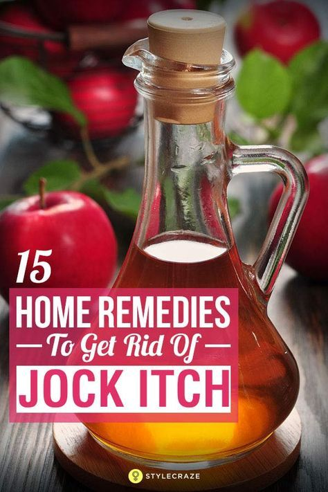 12 Natural Remedies To Get Rid Of Jock Itch | Advice | Home