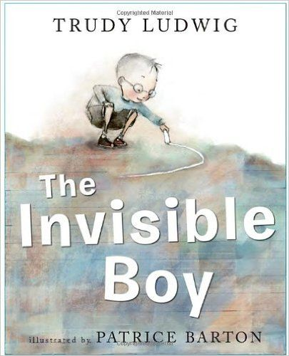 """Teach kids about bullying and showing empathy with """"The Invisible Boy"""" read-aloud."""