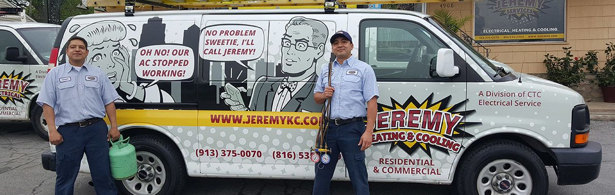 Kansas City Ac Repair Van More Info On Our 24 Hour Hvac Services On Our Site At Https Www Jeremykc Com Air Co Air Conditioner Repair Ac Repair Hvac Services