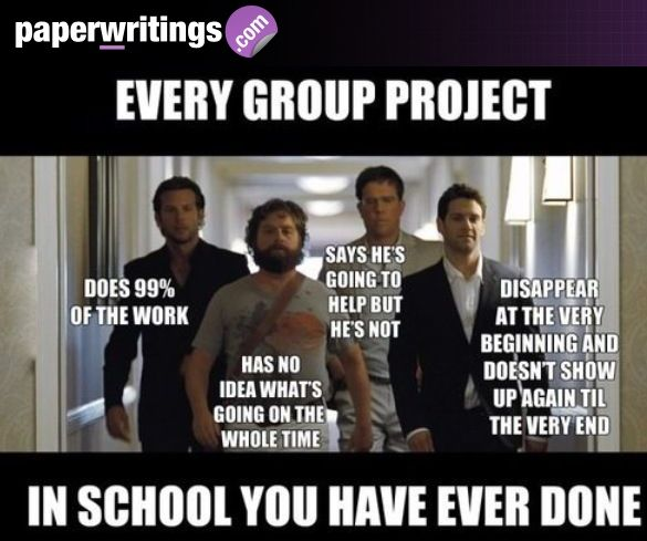 Group projects in college #CollegeLife #Meme | Funny school memes, Teacher  humor, Teaching humor