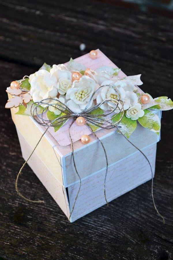 Blog Sklepu Magiczna Kartka Kursy Inspiracje Dotyczace Szeroko Pojetego Rekodziela Recznie Robione Kartki Creative Wedding Gifts Pop Up Cards Explosion Box