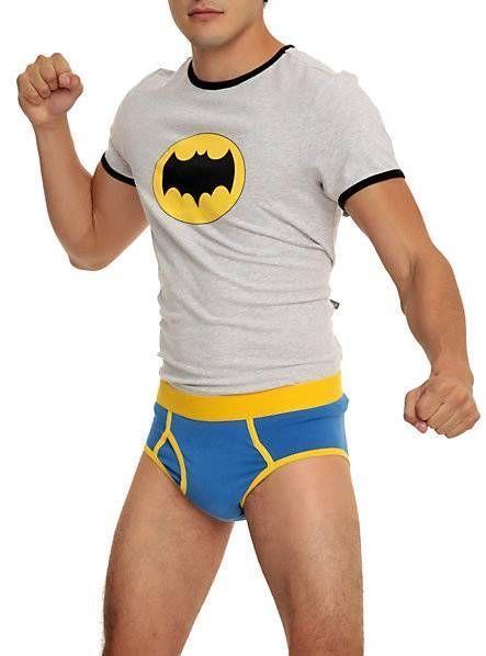 2d923112f9178 DC COMICS UNDEROOS Official Licensed Mens BATMAN Underwear Set BRIEFS Super  Hero  UNDEROOS  Set