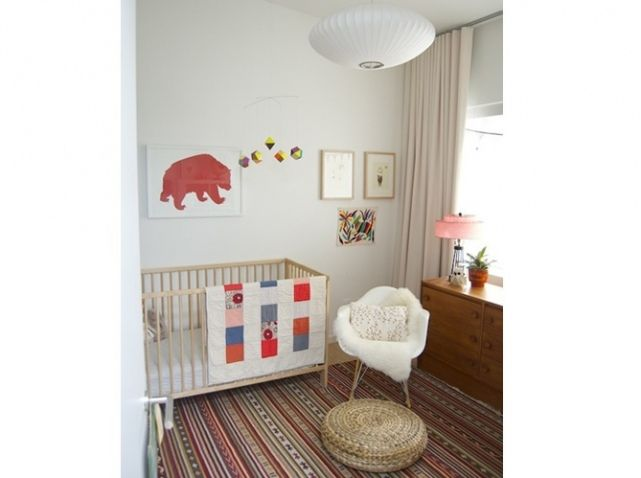 1000 images about decoration chambre bb on pinterest - Chambre Fille Vintage