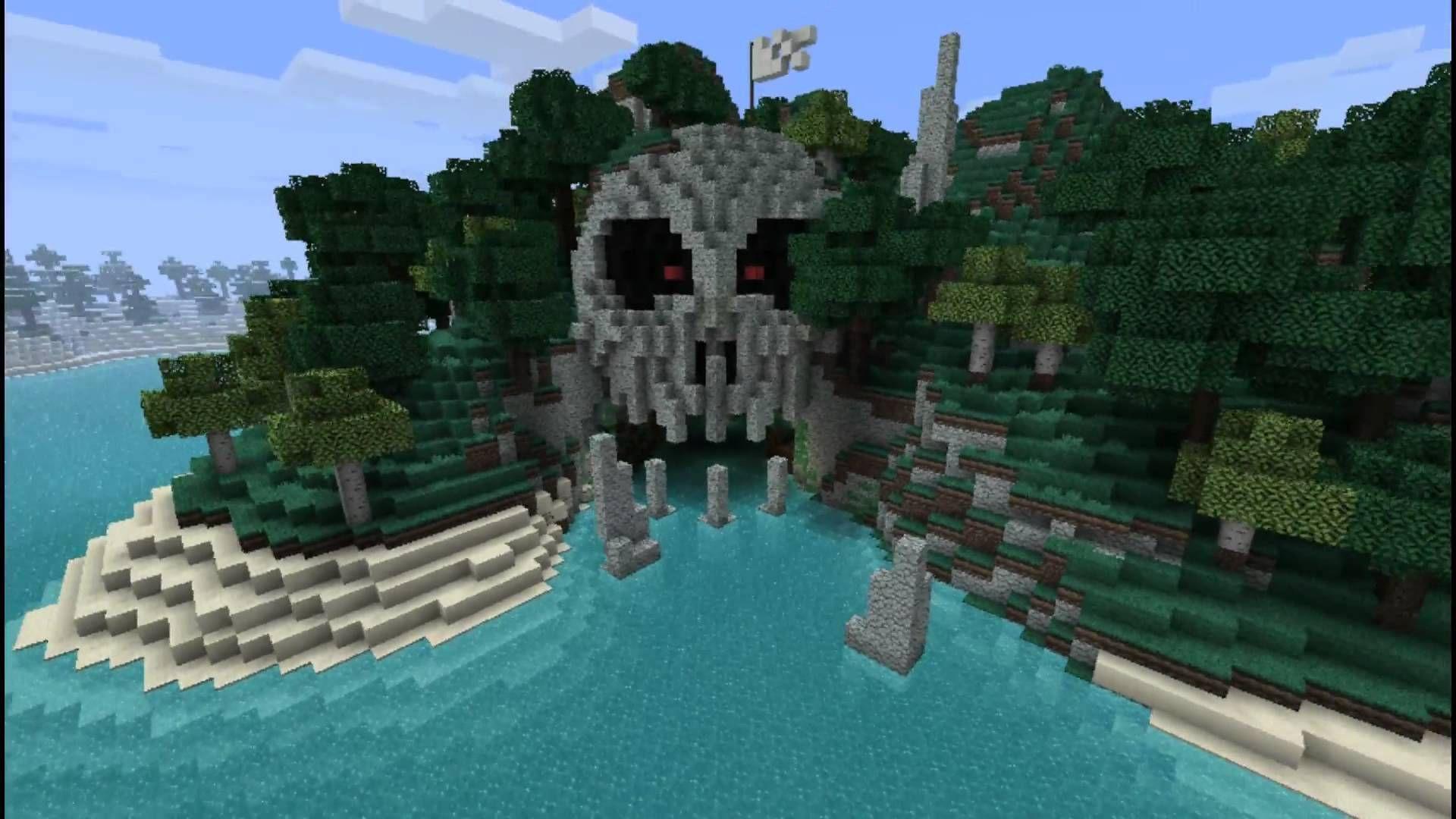skull island minecraft