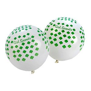 Girl Scout Balloons 10 00 Girl Scout Store Girl Scouts Girl