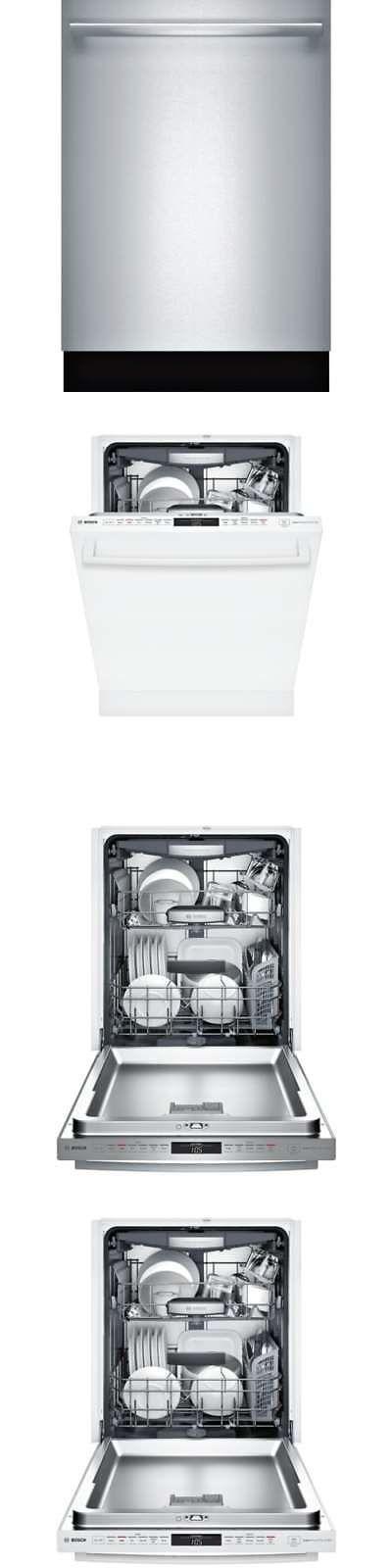 Dishwashers 116023 Bosch Shxm78w55n 24 W 16 Place Setting Energy