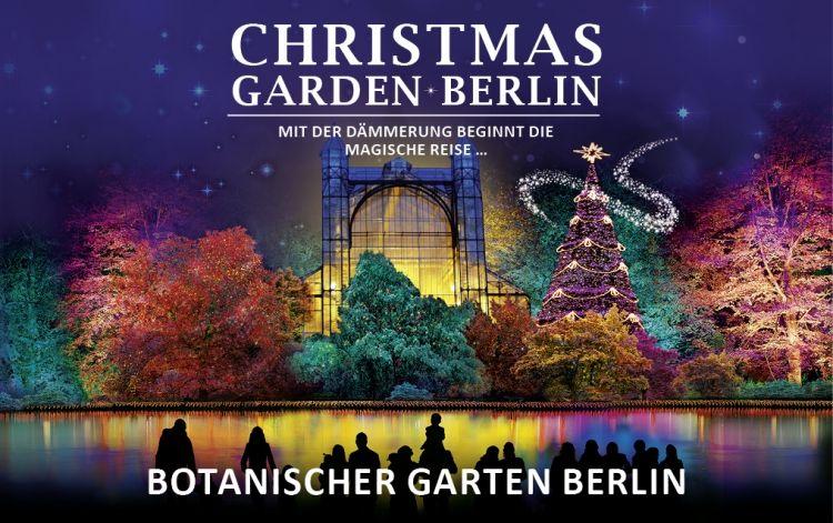 Christmas Garden Berlin Bgbm Botanischer Garten Berlin Botanischer Garten Weihnachtsgarten