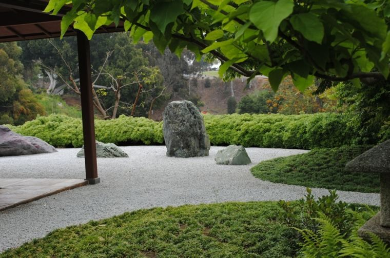 Zen Gartendekoration In 100 Inspirierenden Ideen