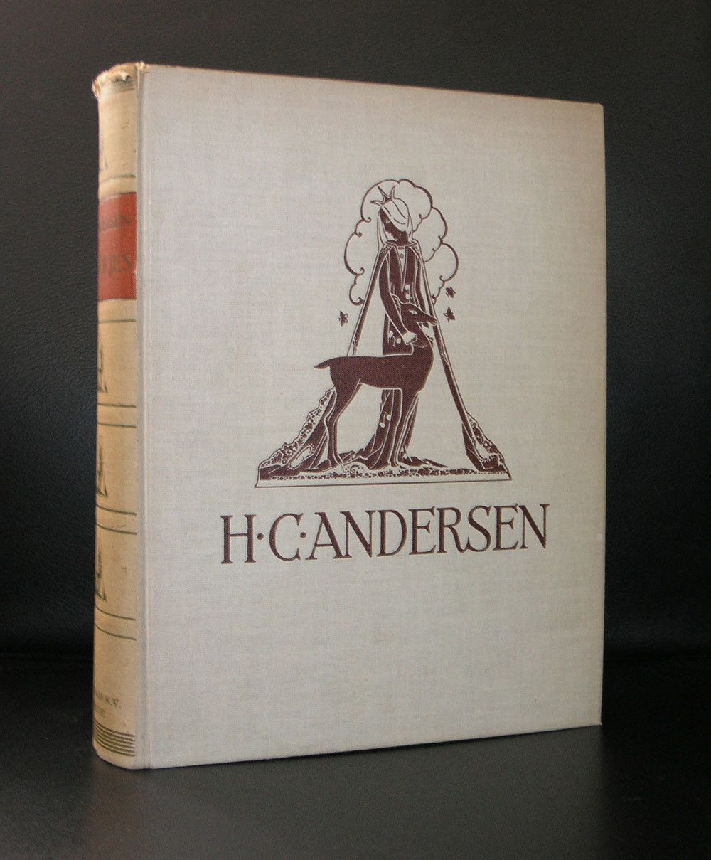 Rie Cramer # H.C. ANDERSEN SPROOKJES#1950, nm
