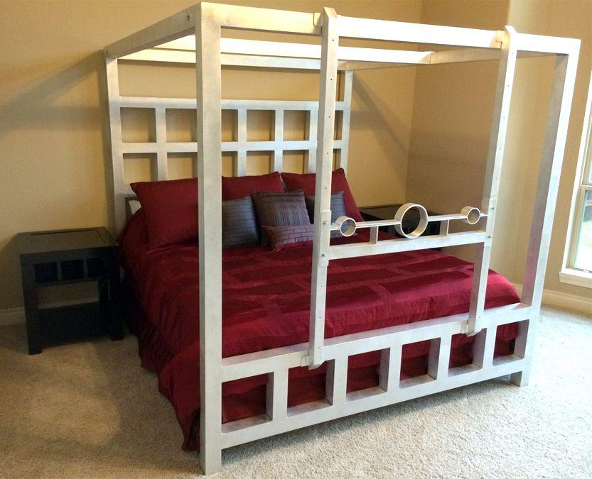 Кровать для бдсм купить фото 418-105