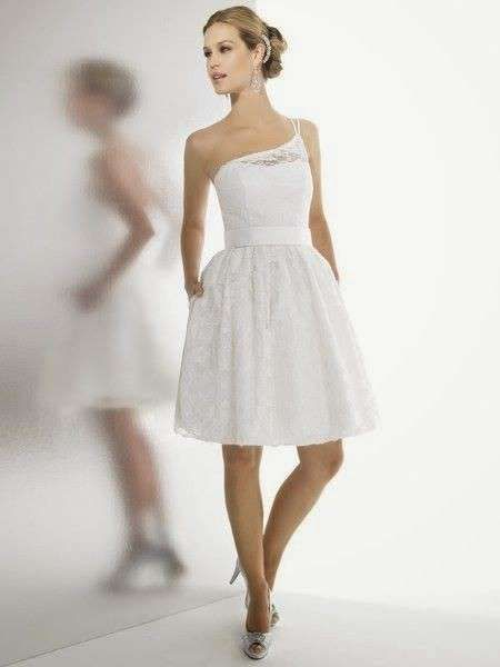 Vestidos de novia 2014: Fotos de diseños sencillos para una boda ...