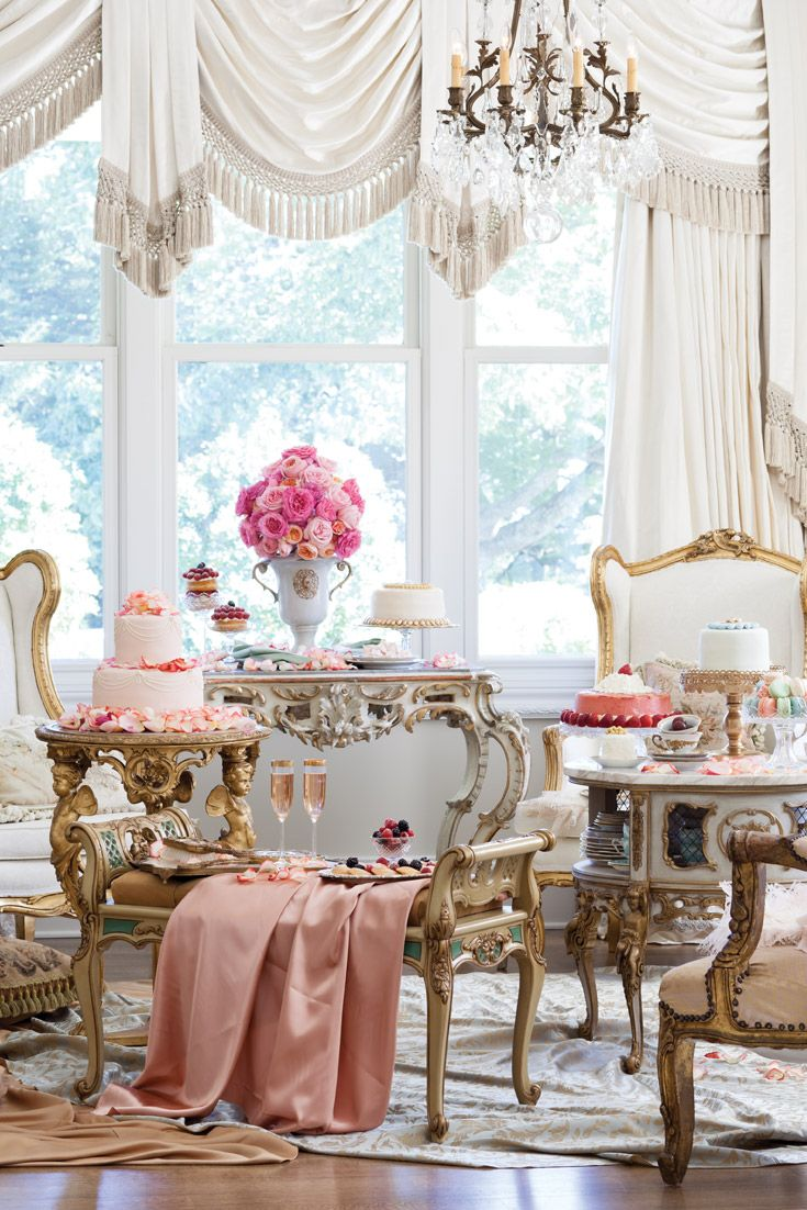 The Joie de Vivre of Marie Antoinette - Victoria Magazine
