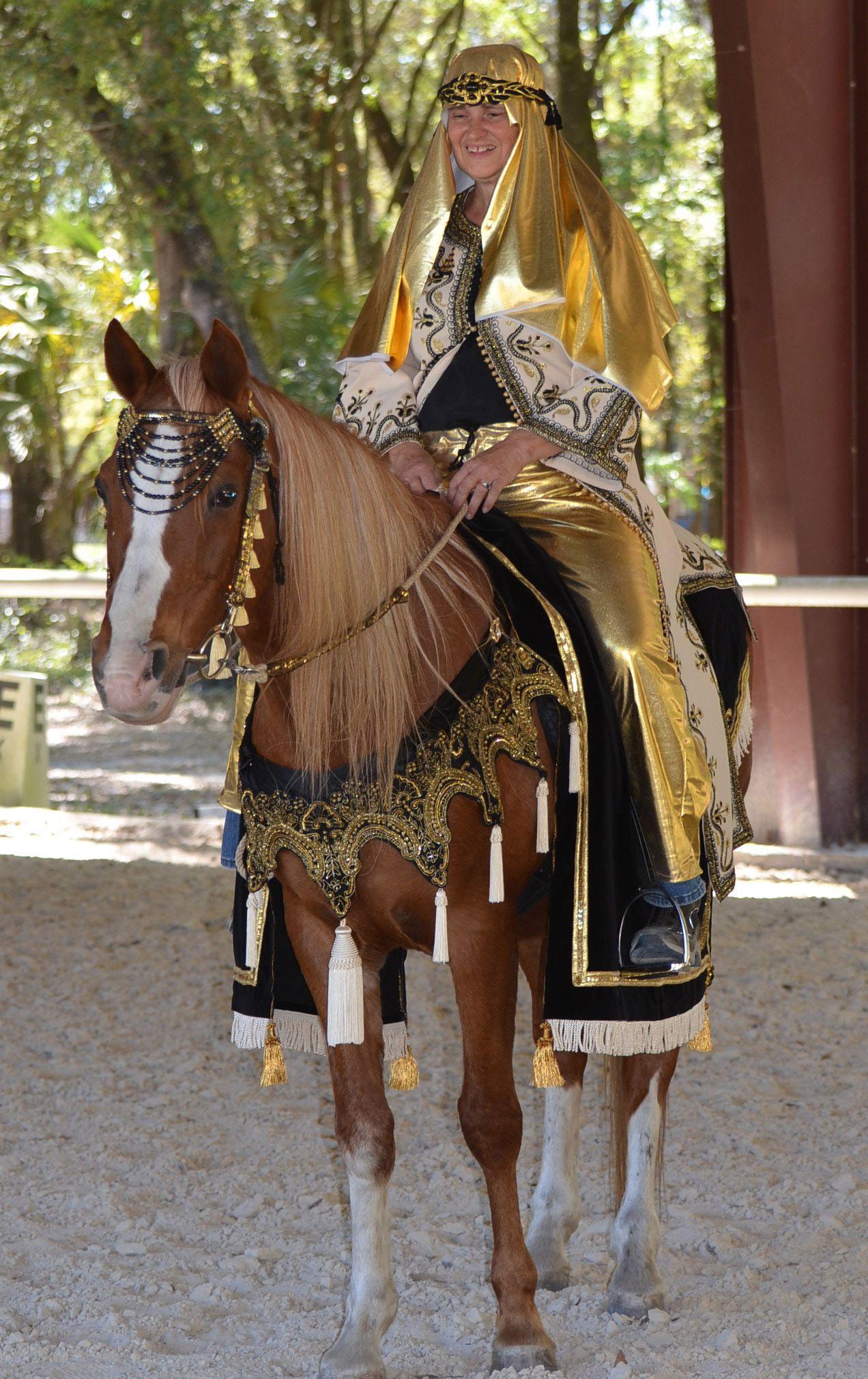 Arabian Native Costume by Barb | Arabian horse costume